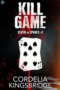 Need New Romantic Suspense Books? Read Kill Game by Cordelia Kingsbridge!
