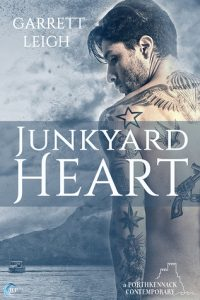 Beautiful Modern Romance Book: Junkyard Heart by Garrett Leigh (Porthkennack Book 7)