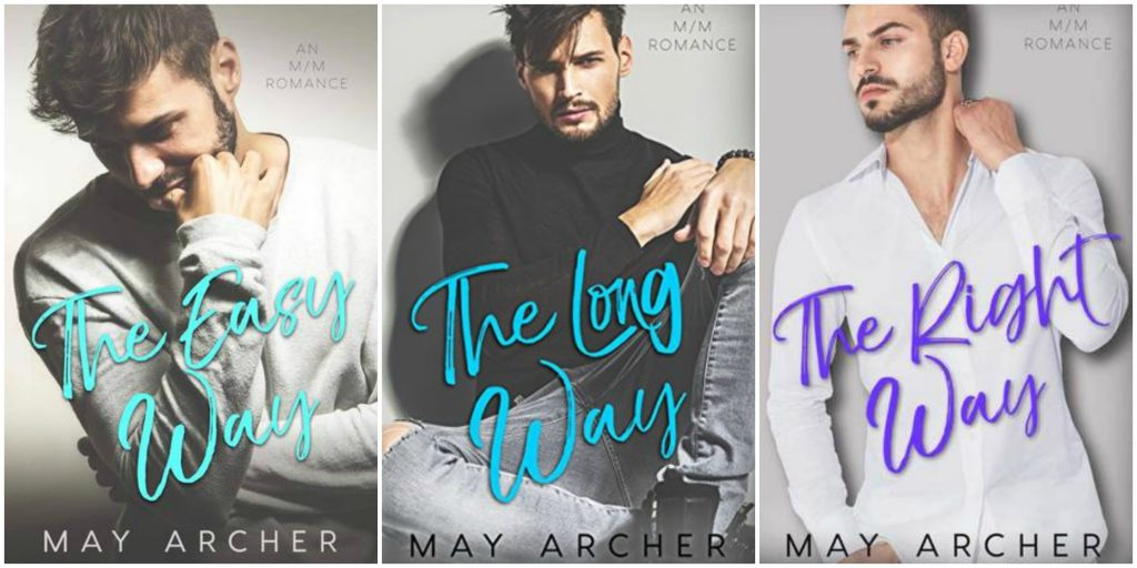 Great Romance Series by May Archer The Way Home
