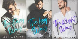 Great Romance Series by May Archer:  The Way Home (Books 1 thru 3)