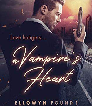 A Vampire's Heart by Kayleigh Sky gay vampire romance book